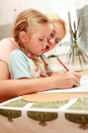 Обучаем ребенка каллиграфии